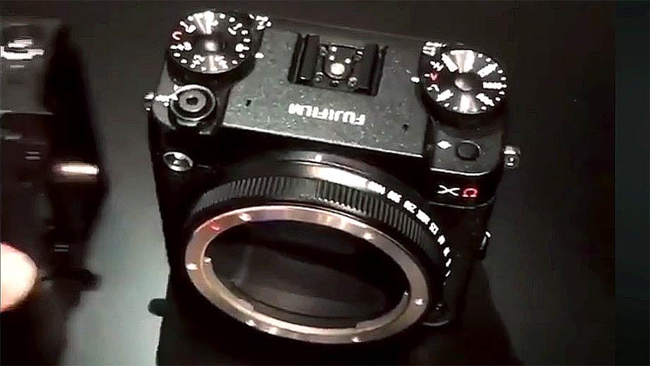 Fuji выбрала сенсор для своей модульной среднеформатной камеры?