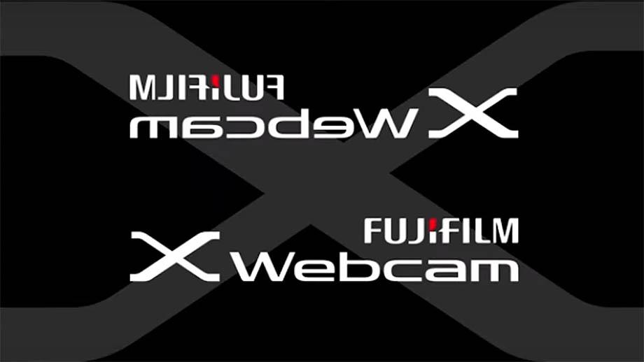 Функция веб-камеры Fujifilm X Webcam теперь доступна для Mac