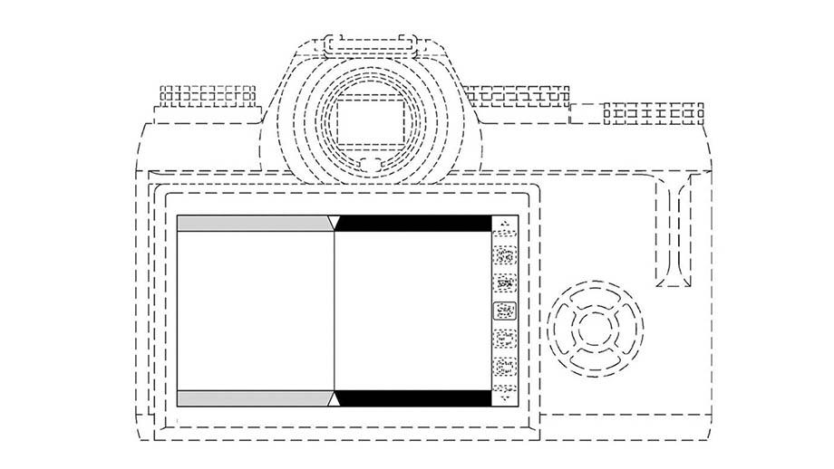 Патент Fujifilm раскрывает новый интерфейс камеры
