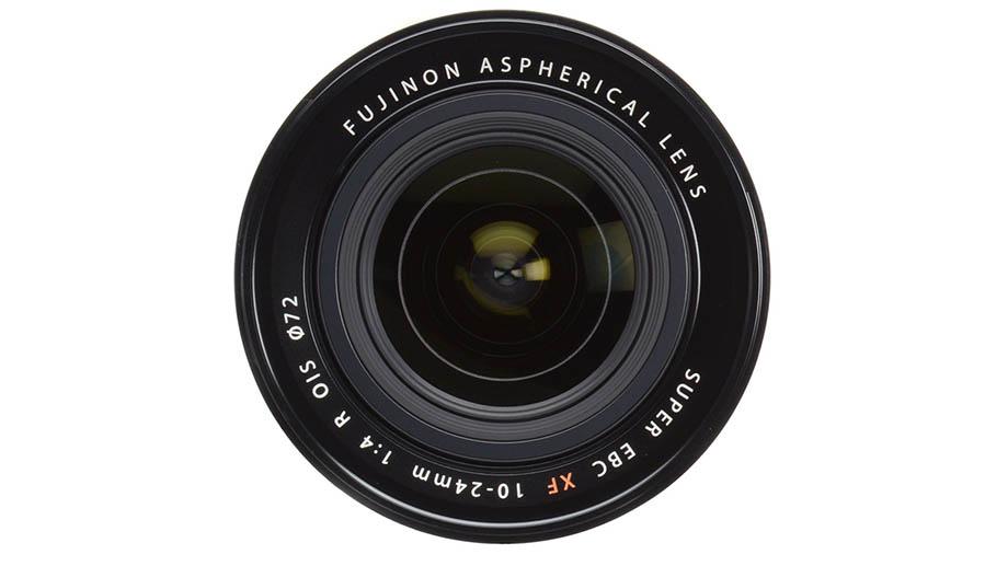 Всепогодный Fujinon XF10-24mm F4 MK II представят в октябре