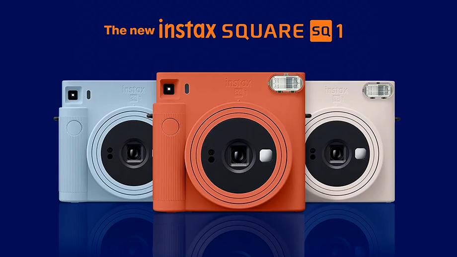 Fujifilm представила Instax SQUARE SQ1 за $120
