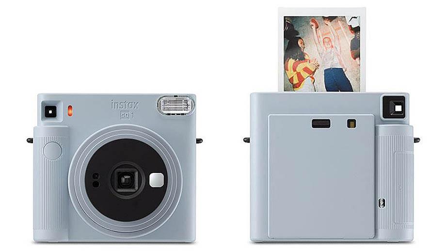 Fujifilm скоро представит Instax SQUARE SQ1
