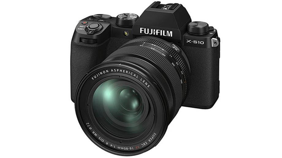 Новые фотографии Fujifilm X-S10