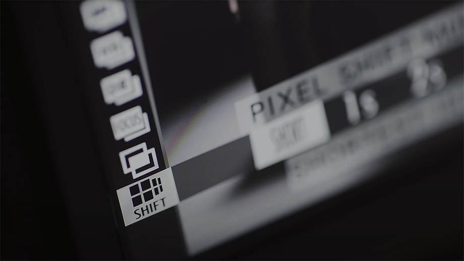 Fujifilm GFX100 + режим Pixel Shift = 407 МП