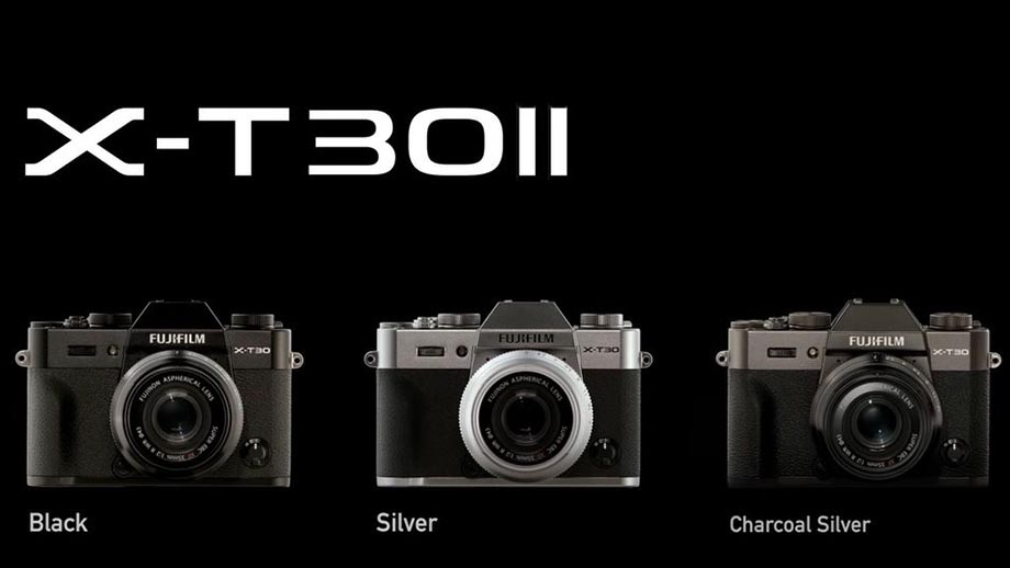 Fujifilm X-T30 mark II выйдет без IBIS?