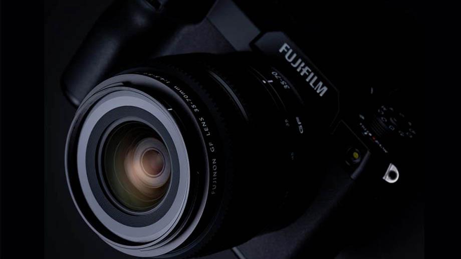 Компактный зум Fujinon GF 35-70mm F4.5-5.6 WR и планы выпуска G-оптики