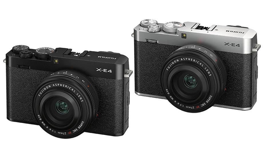 Характеристики и фотографии Fujifilm X-E4