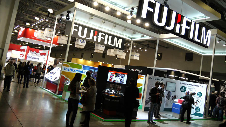 Интервью с топ-менеджерами компании Fujifilm