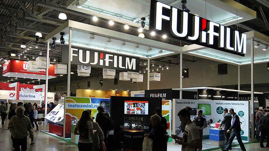 Fujifilm наращивает долю продаж в Японии