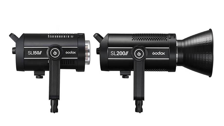 LED-светильники Godox SL150/SL200 Mark II получат бесшумный режим