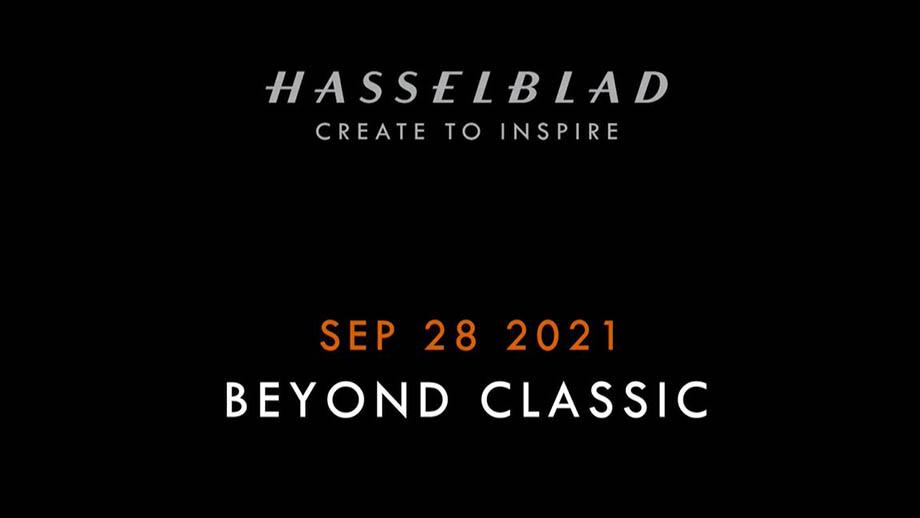 Hasselblad анонсирует 28 сентября новую камеру?