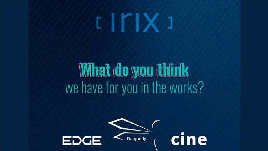 Irix выпустила тизер нового продукта