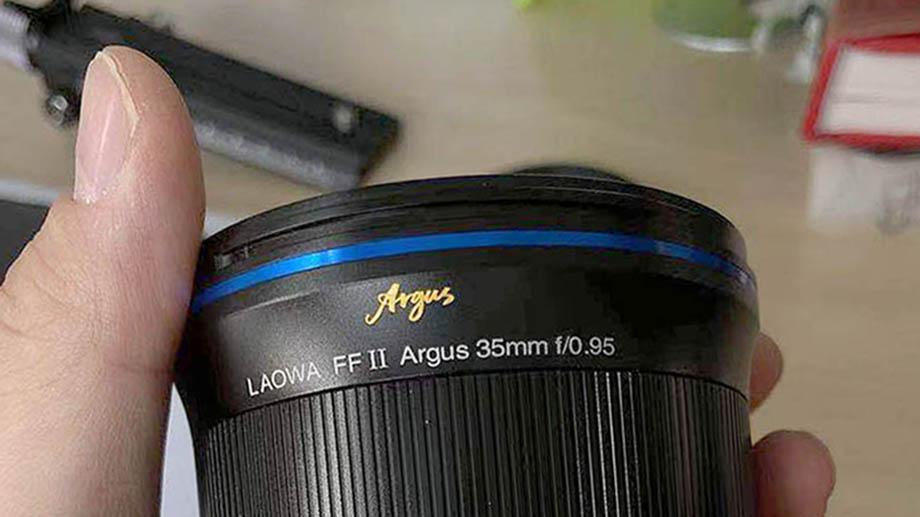 Первая фотография объектива Laowa FF II Argus 35mm f/0.95