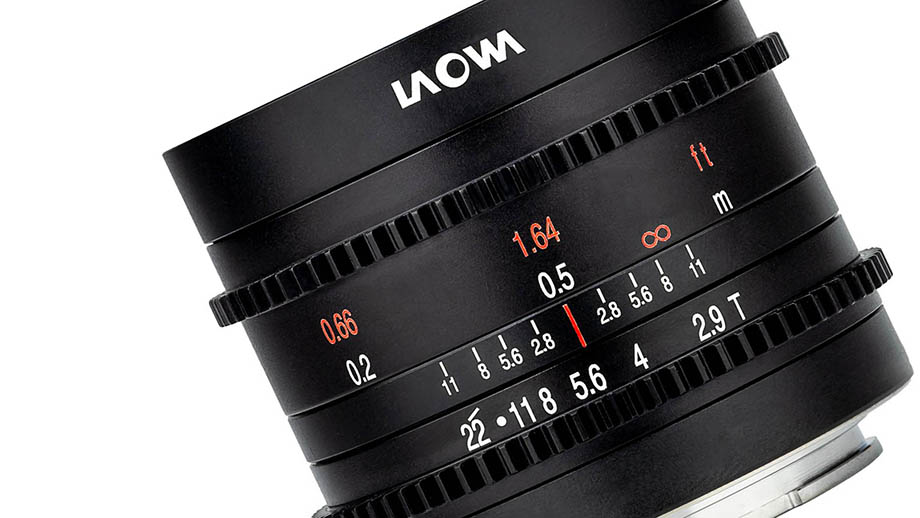 Venus Optics представит три новых кинообъектива Laowa: 7.5mm T/2.1, 9mm T/2.9 и 15mm T/2.1