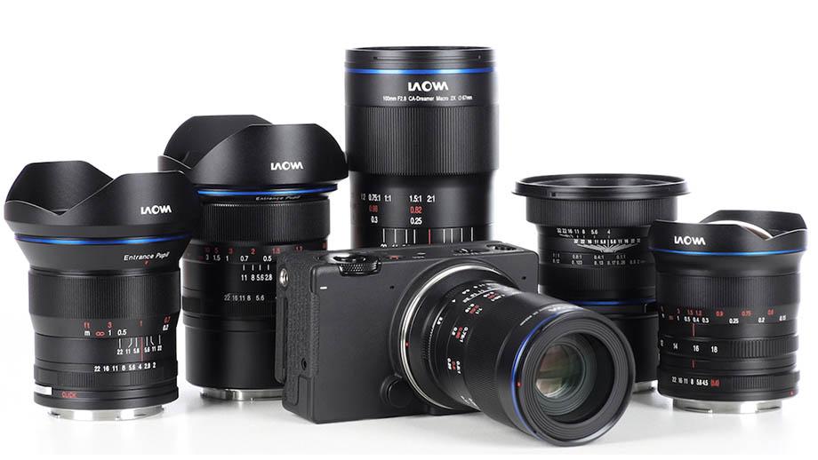 Venus Optics представила сразу шесть новых объективов Laowa для L-mount