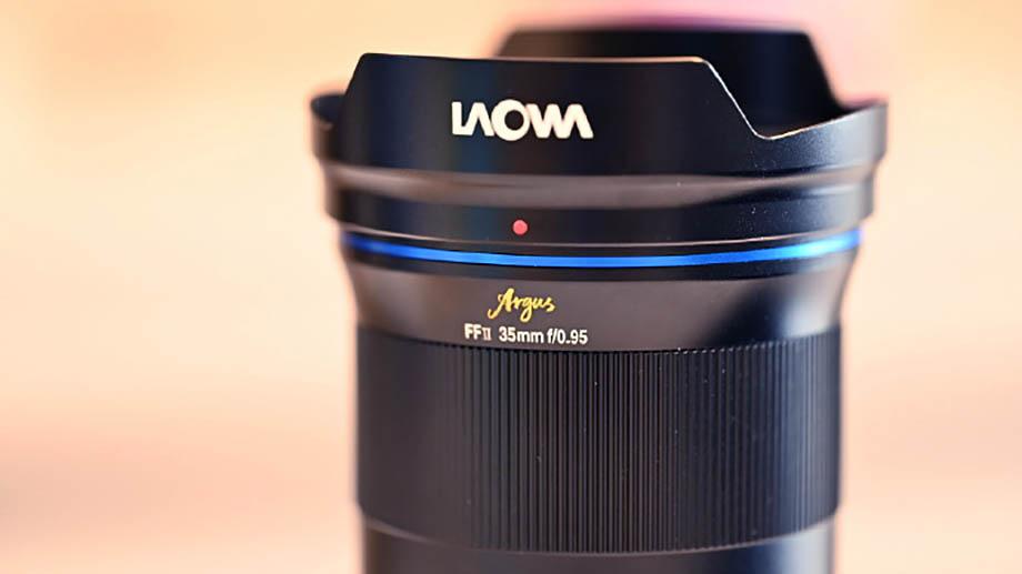 Скоро представят полнокадровый Laowa FF II Argus 35mm F0.95