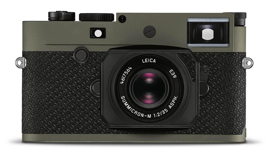 Leica представит две новые-старые камеры M10-P: