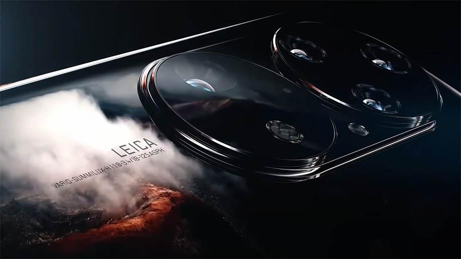 Флагманский смартфон Huawei P50 получит двойную камеру Leica
