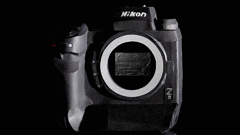 Nikon Z8/Z9: первые изображения корпуса