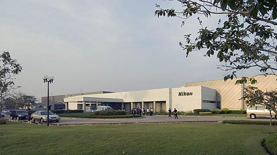 Nikon уволил 700 работников в Таиланде и Лаосе