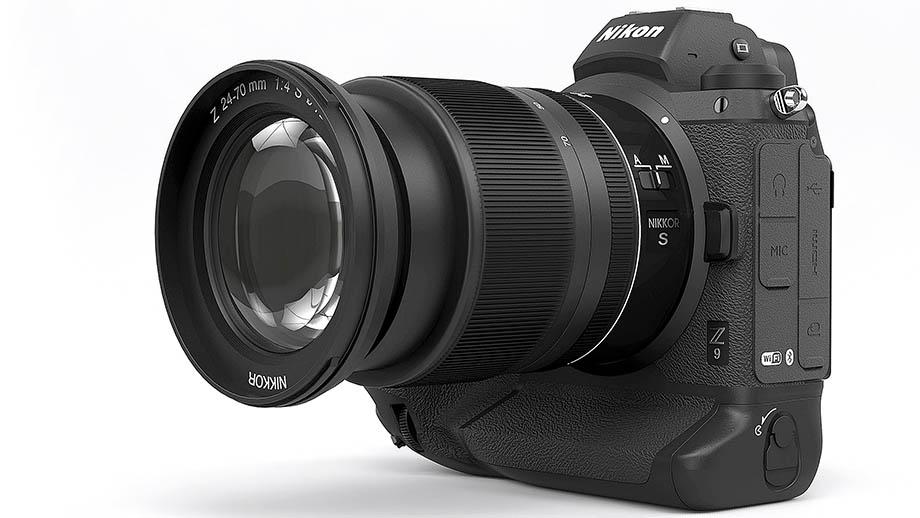 Первые изображения Nikon Z9