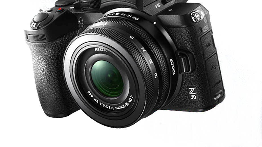 Nikon Z30 регистрируют на Тайване