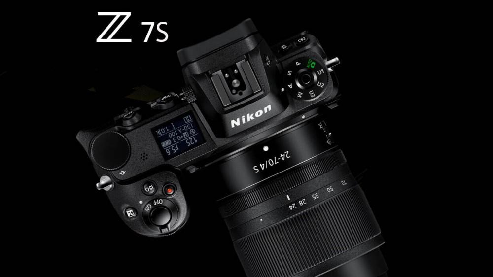 Характеристики новых камер Nikon Z6s и Z7s