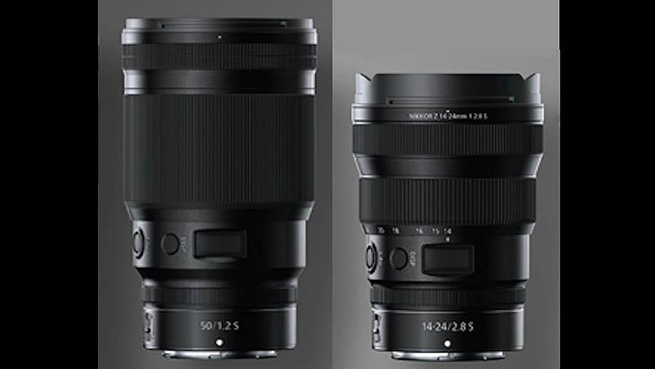 Nikon представит два новых объектива Nikkor Z на следующей неделе