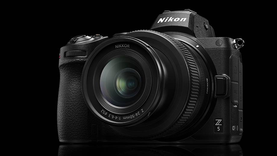 Камера Nikon Z5 официально анонсирована