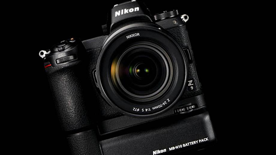 Спецификации беззеркальной Nikon Z9