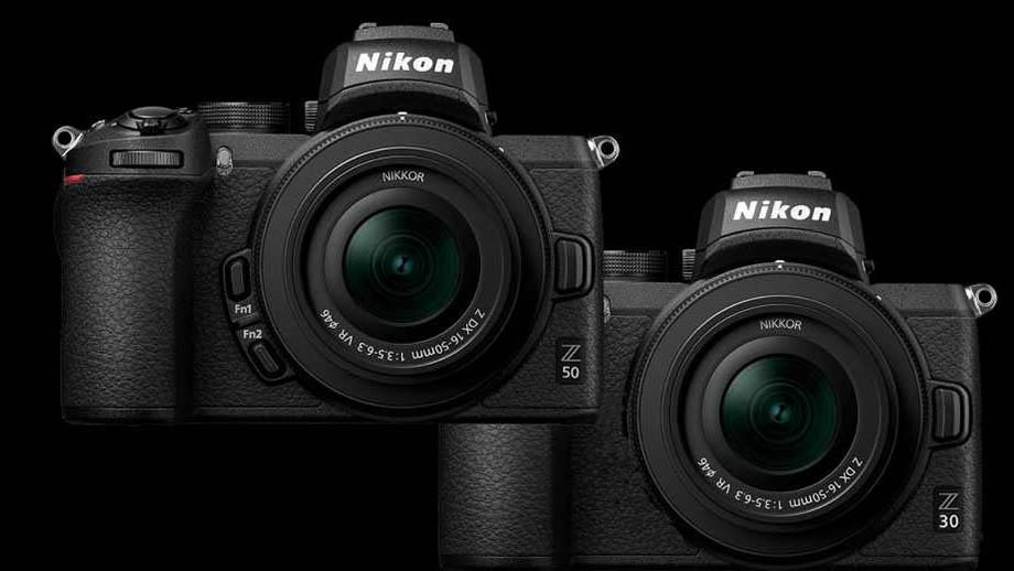 Nikon D3500 и D5600 снимут с производства, заменив на Z30 и Z50?
