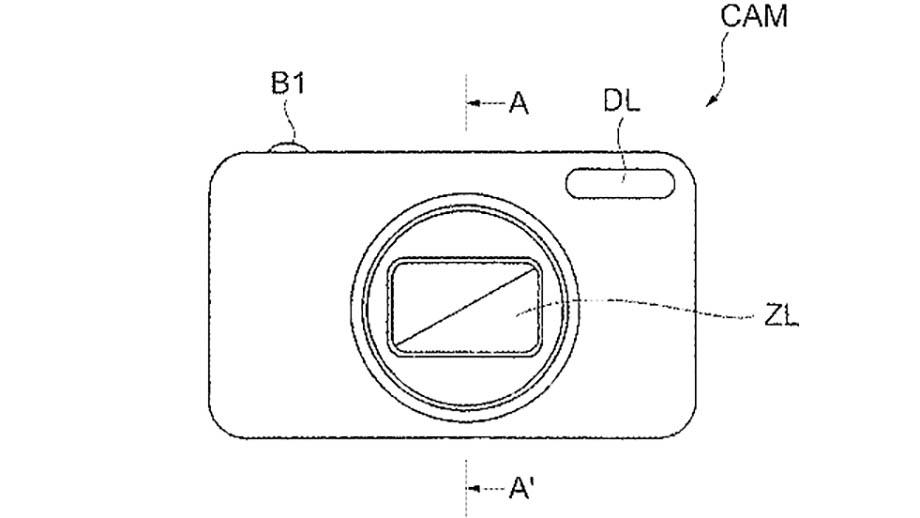 Nikon патентует объектив для компактной камеры