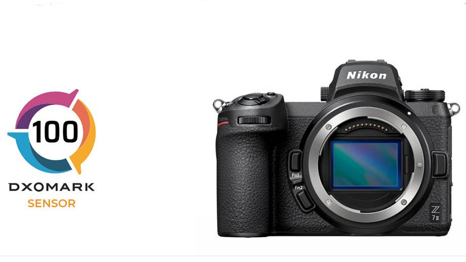 Сенсор Nikon Z7 II получил оценку 100 на DxOMark