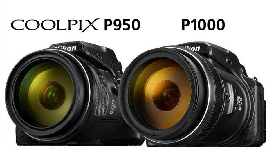 Nikon обновила прошивки камер Coolpix P950 и P1000
