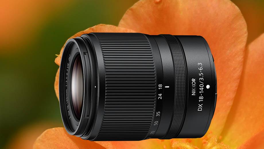 Nikon представила NIKKOR Z DX 18-140mm F3.5-6.3 VR