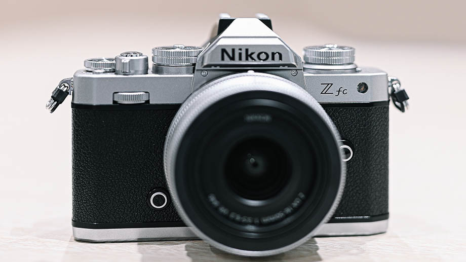 Подтверждено: Nikon Z fc не имеет фильтра нижних частот