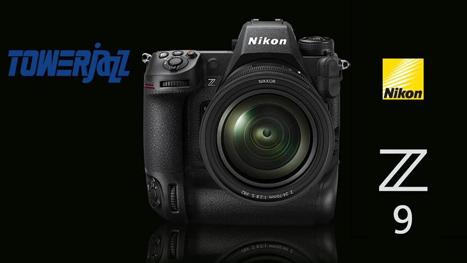 Nikon Z9 получит датчик  от TowerJazz?