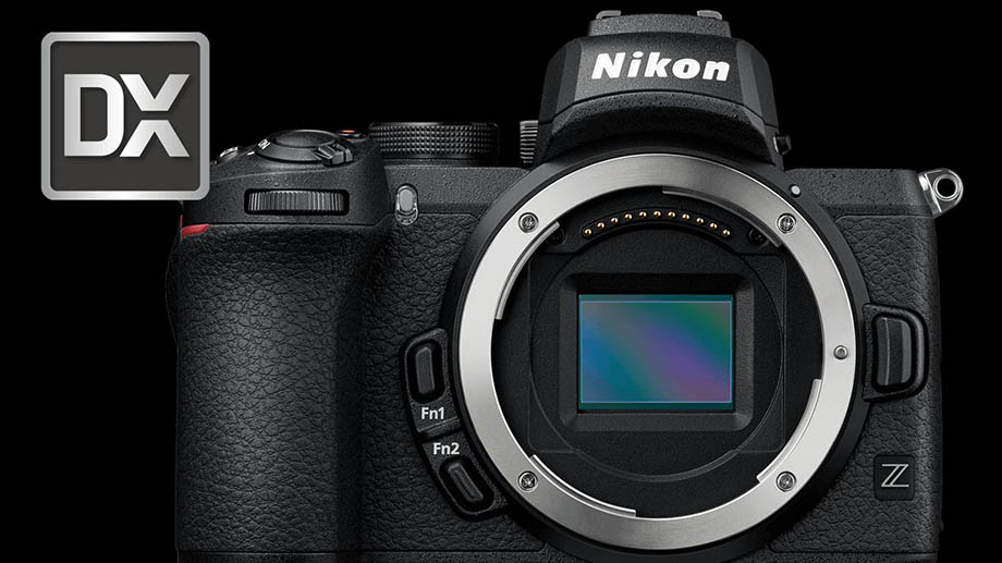 Nikon готовит новые объективы DX-формата для байонета Z