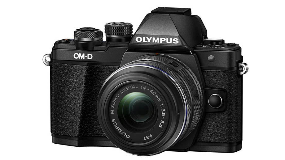 Olympus OM-D E-M10 Mark II с объективом M.Zuiko ED 14-42mm f/3,5-5,6 всего за $299
