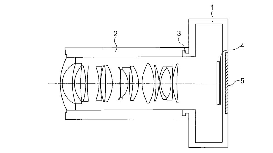 Olympus патентует полнокадровые объективы