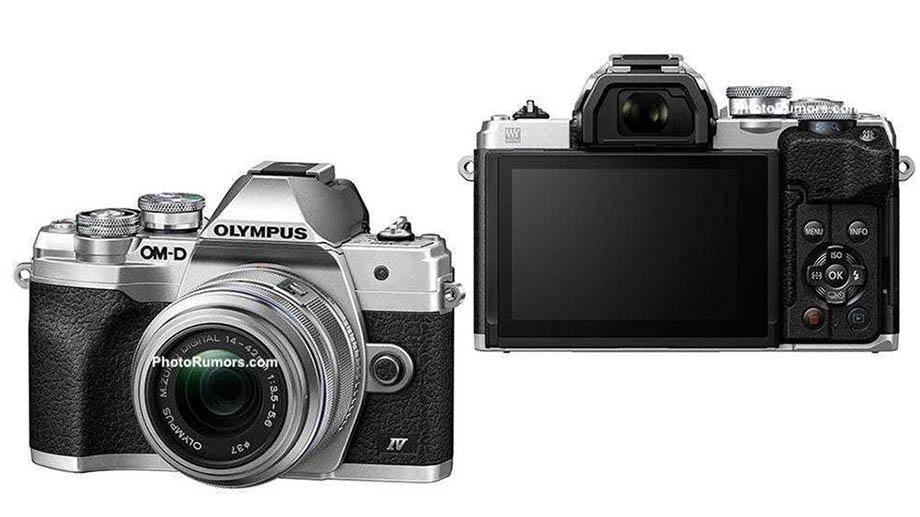 Первые изображения камеры Olympus E-M10 Mark IV