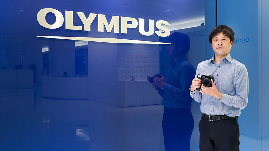 Hiroshi Suzuki (Olympus) о JIP/Olympus: в приоритете – телеоптика и видео