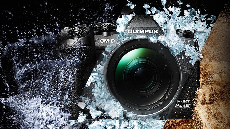 Новые прошивки Olympus: 12-битный ProRes RAW, отслеживание птиц и не только