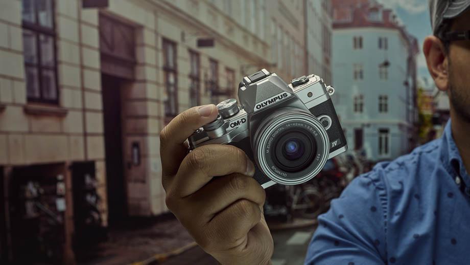 Olympus официально представил камеру OM-D E-M10 Mark IV