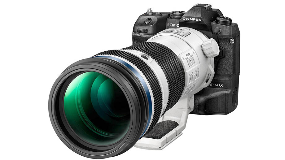 Olympus M.Zuiko Digital ED 150-400mm F4.5 TC1.25X IS PRO за $7500 представят завтра