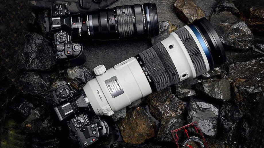 Начинаются продажи M.Zuiko Digital ED 150-400mm f/4.5 TC1.25x IS PRO,  самого дорогого объектива Olympus