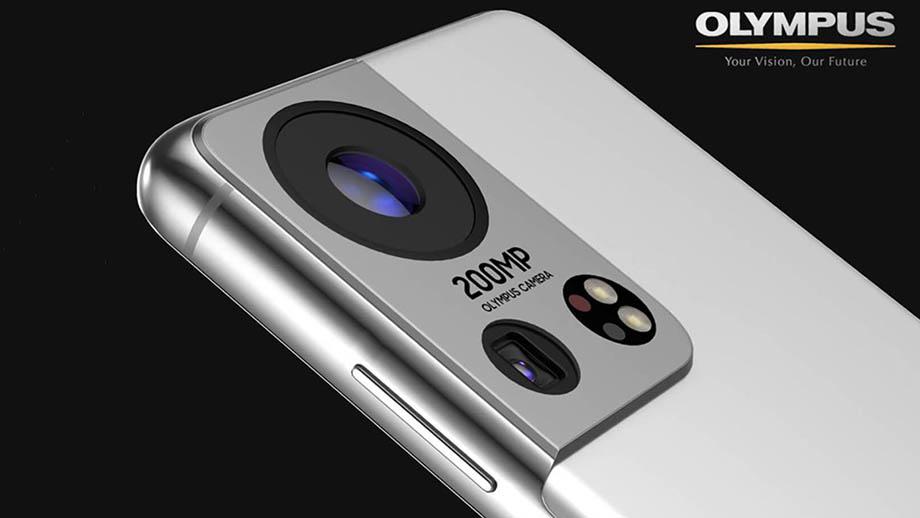 Samsung Galaxy S22 Ultra выйдет с камерой Olympus?