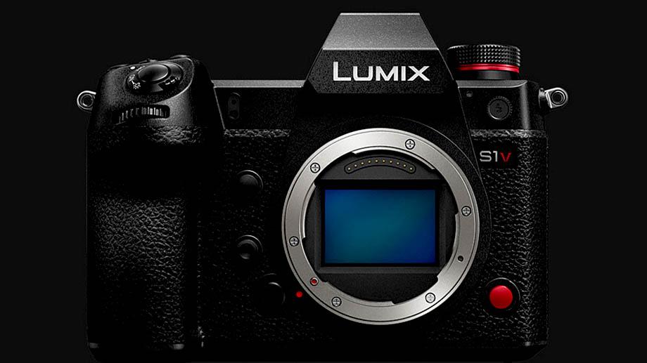 Слухи о Panasonic Lumix S1V с байонетом L-Mount