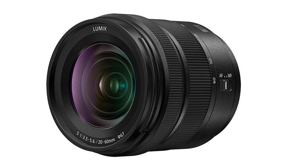 В сети появились фотографии универсального зума Panasonic S 20-60mm f/3.5-5.6