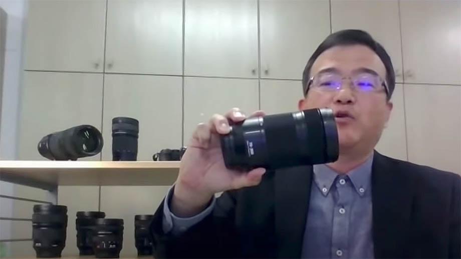 Panasonic представит новый «революционный» зум-объектив и новые светосильные фиксы для MFT